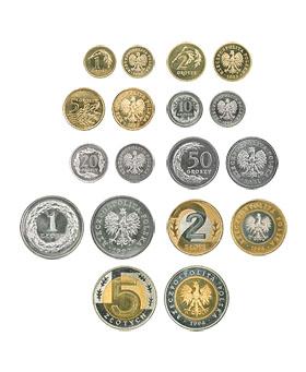 Monety w Polsce